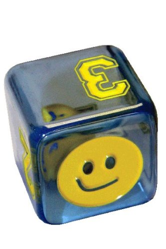 Smiley Face Game Cube - Bingo