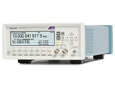 Tektronix MCA3040 - Analizador y medidor de potencia para ...