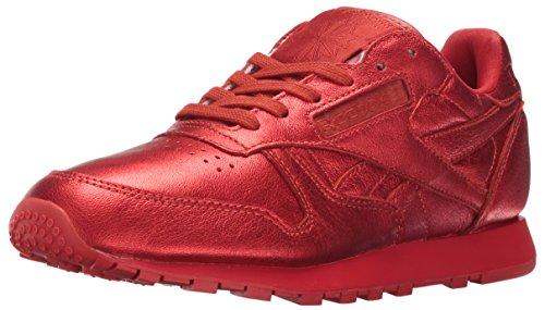 Reebok Kvindernes Cl Lthr Ansigt Mode Sneaker Slående / Undren RUcPN