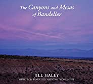 The Canyons And Mesas Of Bandelier