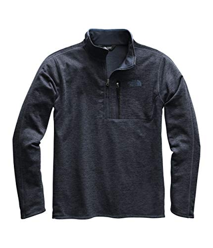 - The North Face Men's Canyonlands ½ Zip, Urban Navy Heather, Size M