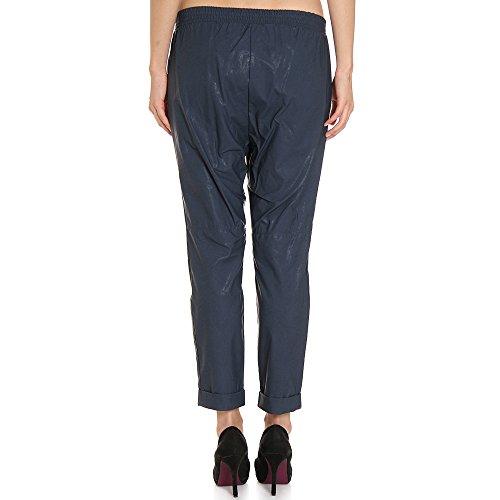 Azul T1427 Jo Mujer Pantalon F65086 X0005 Liu OqSw4zPP