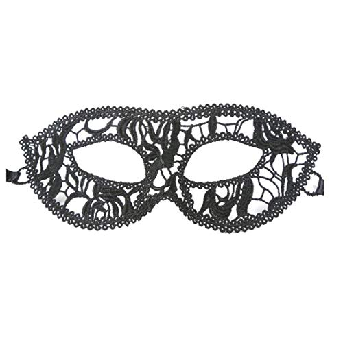 Women Men Sexy Elegant Eye Face Mask Masquerade Ball Carnival Fancy Party Mask