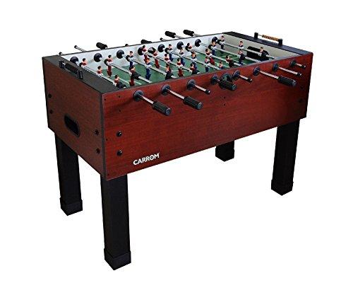 Carrom Foosball Table, Wild Cherry Laminate (Carrom Foosball Table)
