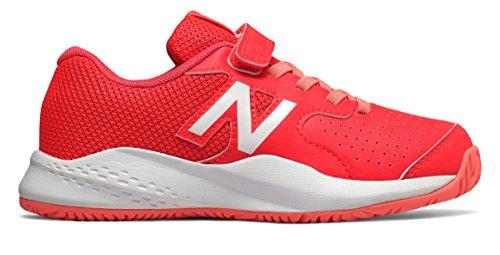 観客ご近所ペリスコープ(ニューバランス) New Balance 靴?シューズ レディーススポーツ 696v3 Vivid Coral ヴィヴィッド コーラル US 3.5 (21.5cm)