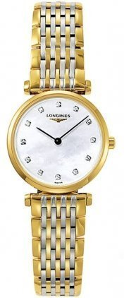 Longines La Grande Classique Ladies Watch L42092877 ()