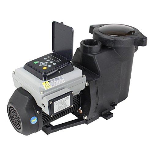 Pureline Variable Speed Pool Pump (2 Horsepower) ()