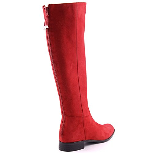 Rot Damenstiefel Exclusif Paris Exclusif Paris Damenstiefel 71Oqaw