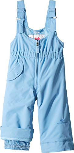 Obermeyer Kids Baby Girl's Snoverall Pants (Toddler/Little Kids/Big Kids) Bo Peep Blue 5 ()