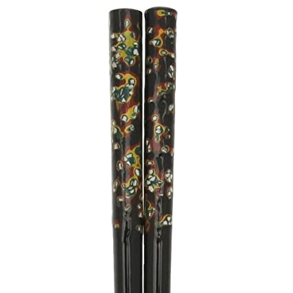 Sasame Yuki 315-709 Kotobuki Wakasa Lacquer Japanese Artisan Chopsticks