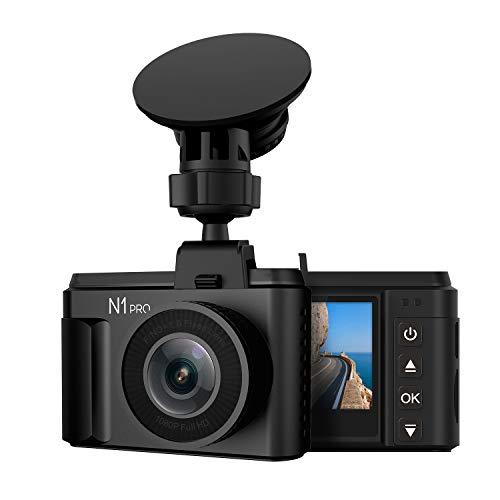 Vantrue N1 Pro Mini Dash Cam Full HD 1920X1080P Car Camera 1.5″ LCD Dash Camera Car Video Recorder with Sony Sensor, Super Night Vision, Parking Mode, G-Sensor & Collison Detection, Support 256GB Max