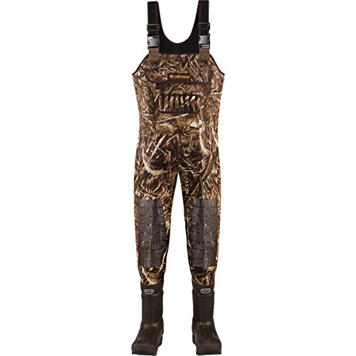 Brush Tuff Waders - Lacrosse Brush Tuff Extreme ATS 1600G Insulated Wader - Men's Realtree Max 5 11 King