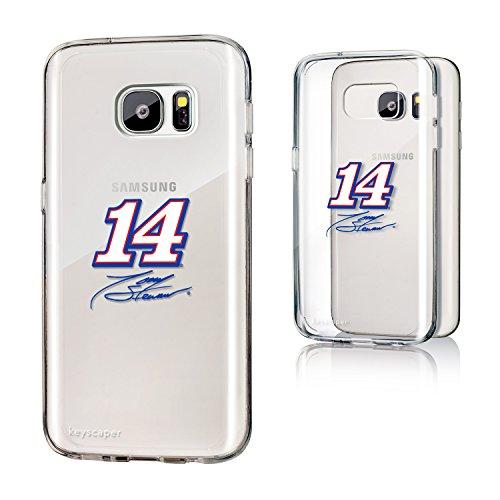 (Keyscaper Tony Stewart Clear Case for the Galaxy S7 NASCAR)