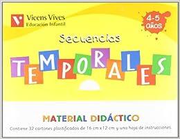 Epub Gratis Caja De Secuencias Temporales P4. Juegos Didacticos (juegos Didácticos) - 9788431681203