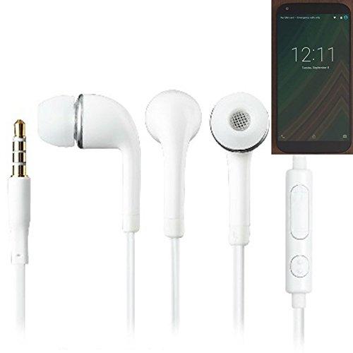 3 opinioni per In Ear headphone per LG Electronics Nexus 5X, con microfono + controllo del