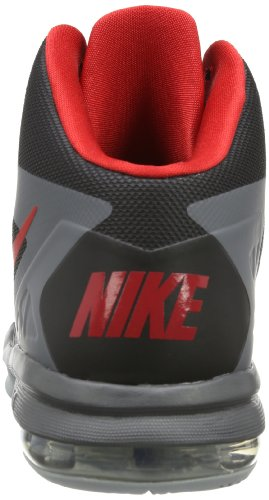 Nike Air Max Body U Donker Grijs Universiteitsrood (599350-006)