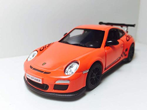 Porsche 911 GT3 RS Die Cast 1:36 Scale - Orange