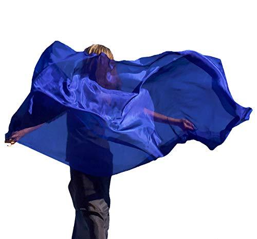 Nahari Silks Silk Dance Scarves Shawls Wraps Solid Colors