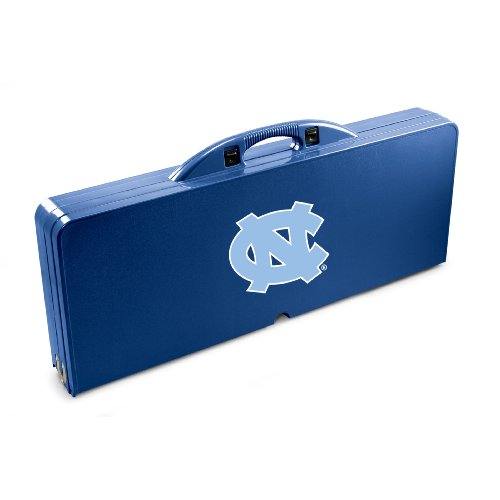 NCAA North Carolina Tar Heels Portable Picnic Table by PICNIC TIME