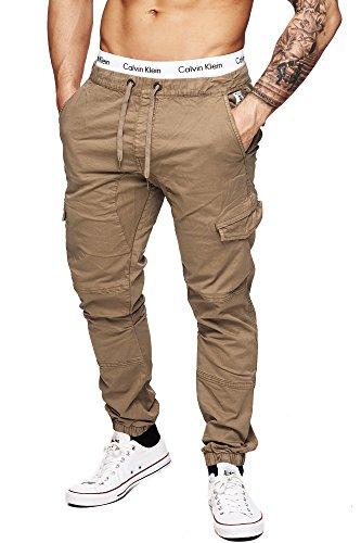 Weiß 5851 Hombre La Casual Chino Aerotransportada M Jeans Montaña Xxl L Carga Pfeffer Ranger Cargo Xl Vendimia S Pantalones Pants Mens Indicode De 18Sdq8C