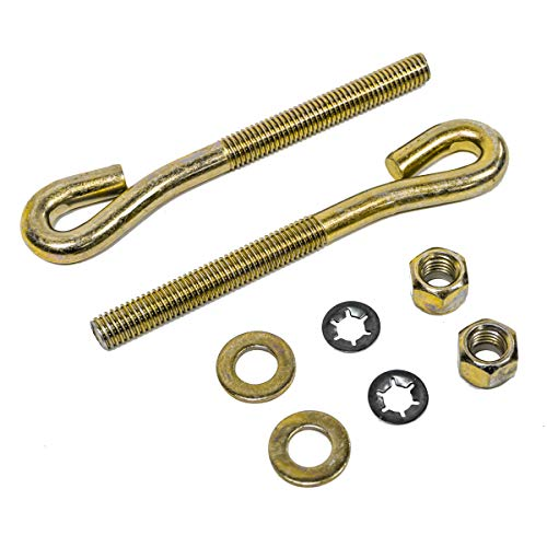 Eyebolt 1/2″ Set with Hardware for Boss Snow Plows HDW01744 & HDW01700