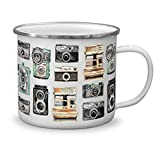 Molly & Rex 38753 Retrospect, One Enamel Mug