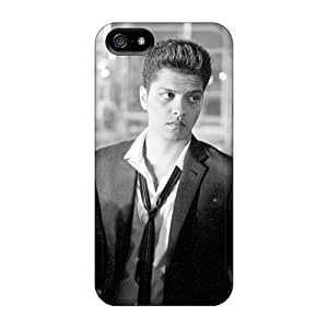 Apple Iphone 5/5s Tve7064WFWR Allow Personal Design Fashion Bruno Mars Pictures Shock Absorption Cell-phone Hard Cover -LavernaCooney
