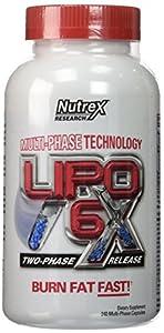 Nutrex Lipo 6x Supplement