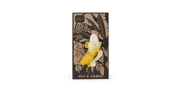 Oli & Carol Mordedor Banana - Mordedor: Amazon.es: Bebé