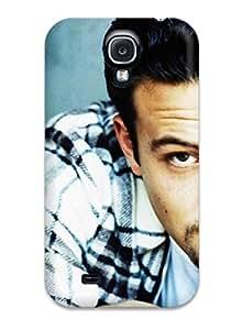 High Grade JessicaBMcrae Flexible pc Case For Galaxy S4 - Ben Affleck Christmas Desktop