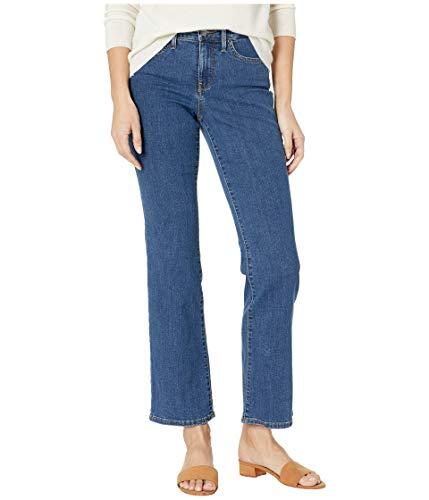 NYDJ Women's Petite Size Barbara Bootcut Jeans, Batik Blue, 8P