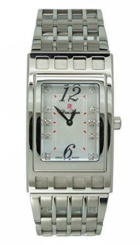 Pierre Laurent Womens' 10-Diamond Swiss Watch, 63152
