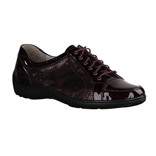 Femmes Rouge brunello Brunello Basses Chaussures 620 053 496005 7rwq47x6