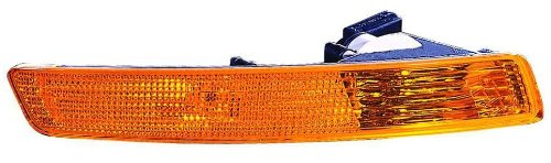 Partslink Number VW2531109 OE Replacement Volkswagen Beetle Front Passenger Side Signal Light