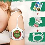 Awhao Bedwetting Alarm Nighttime Potty Training Alarm for Boys Girls Adults Incontinence Seniors