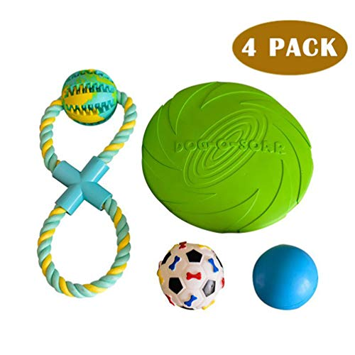 Hcpet Dog Chew Toys for Aggressive Chewers Guarantee Tough Durable Dog Toy Non-Toxic Nylon Dog Bone Toy Reduces Boredom…