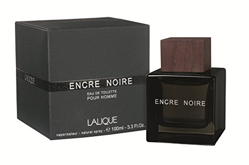 - Lalique Encre Noire Pour Homme EDT Spray, 3.3 oz