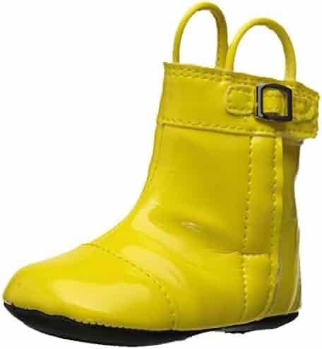 Robeez Girls' Puddle Jumper Rainboot Boot