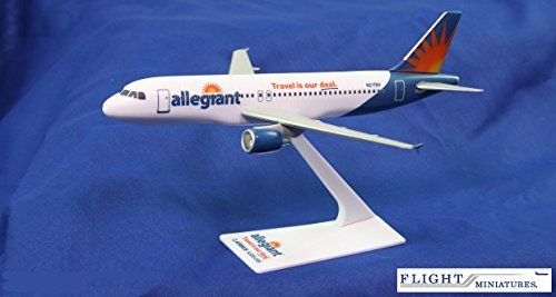 allegiant-air-airbus-a320-200-airplane-miniature-model-plastic-snap-fit-1200-part-aab-32020h-061