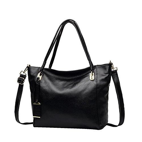 Mena UK-delle donne casuali morbida pelle borsa / Tracolla / Messenger Bag / Borsa / nappa Confezione
