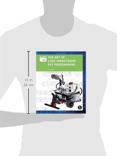 The Art of LEGO MINDSTORMS EV3 Programming (Full Color) by No Starch Press (Image #6)