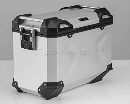 Lado maletín Moto Trax Adventure de aluminio caja L 45 L ...