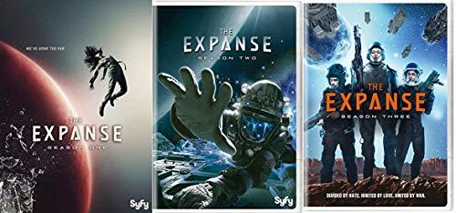 VHS : The Expanse Seasons 1-3