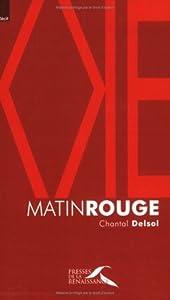 "Afficher ""Matin rouge"""