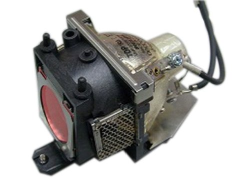 BenQ Replacement Lamp with Housing and Original Bulb for MP770; MP775; (Benq Mp770 Projector Lamp)