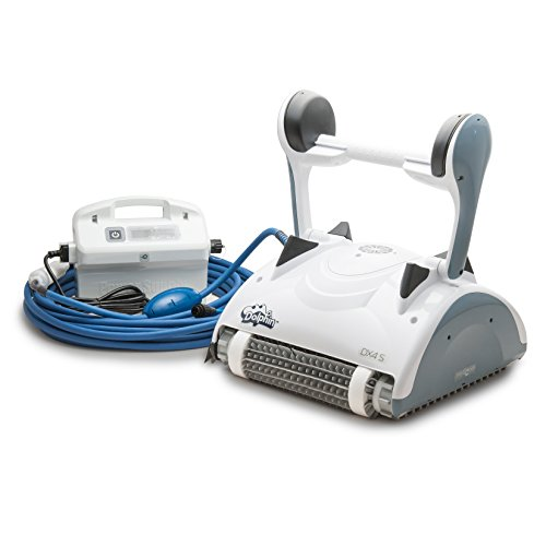 Dolphin Dx4s Automatic Robotic Cleaner With Intelliscan