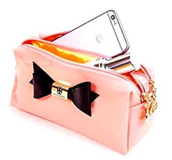 2b359a349c Image Unavailable. Image not available for. Colour: HOMIES INTERNATIONAL  Cute Premium Smart, Stylish Bow design Multi-Purpose bags, clutch,