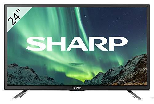 🥇 Sharp  LC-24CHG5112E –  TV de 24″