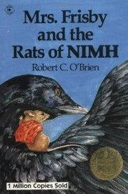 Mrs. Frisby and the Rats of Nimh (Aladdin Fantasy)