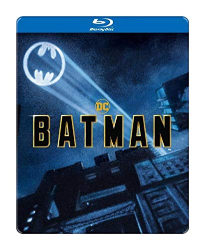 Batman (1989) [Exclusive Blu-ray Steelbook]